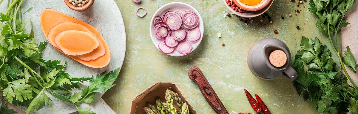 Conserva tus vegetales y ten un menú balanceado